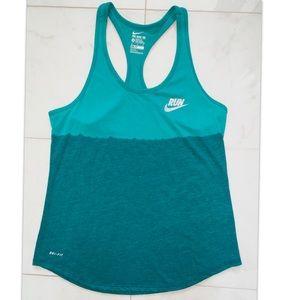 Nike DRI-Fit Racerback Tie-Dye Tank ‼️READ NOTES‼️